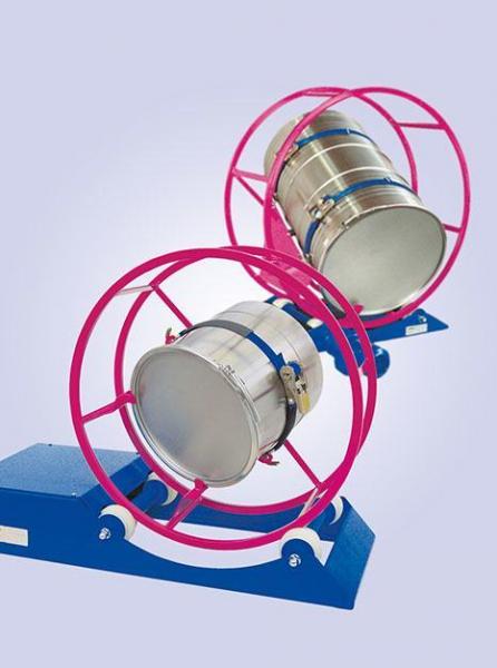 Mezclador de rueda de radios