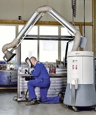 Técnicas de aspiración / ESTA Apparatebau GmbH & Co. KG
