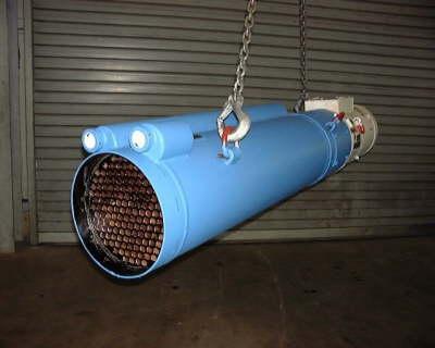 Klimatizační systémy pro důlní pracoviště