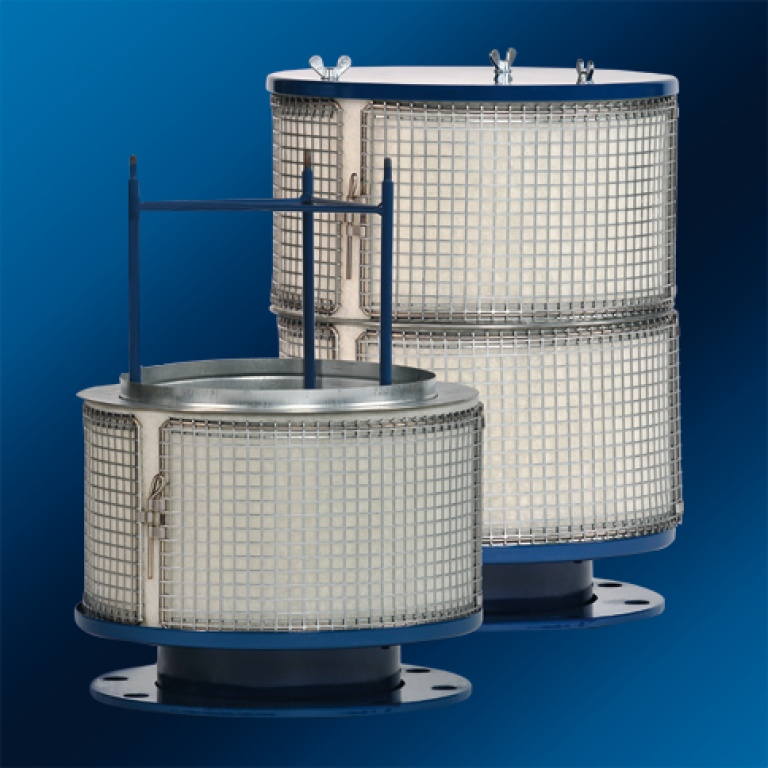 GEA Delbag Circular Air Filters