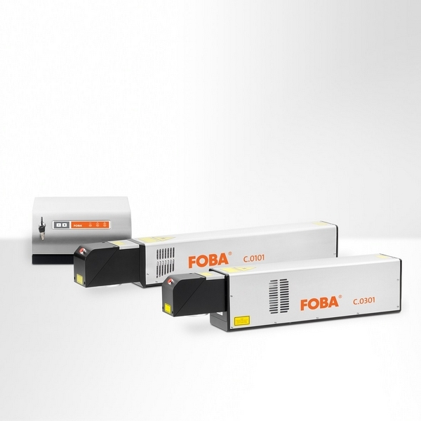 Marcadores de láser CO2