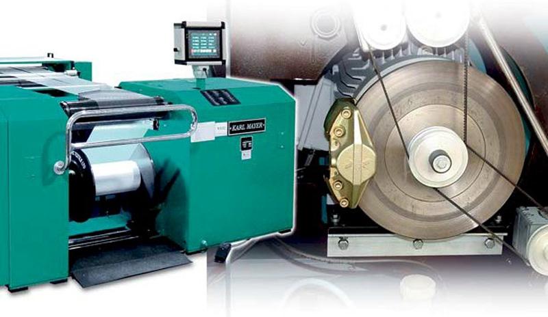 Máquinas textiles / KARL MAYER Textilmaschinenfabrik GmbH