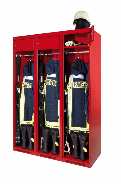 Armoires de pompier