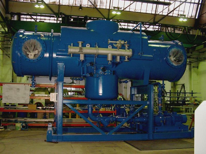 Kondensatoren / AEL Apparatebau GmbH Leisnig