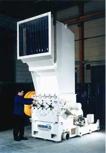 Kunststoffmühlen / NEUE HERBOLD Maschinen- und Anlagenbau GmbH