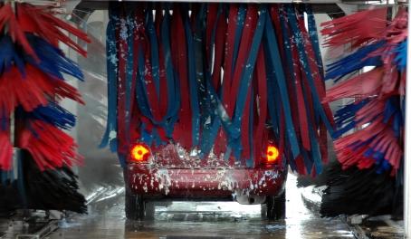 Autowaschanlage / Karl Weysser GmbH