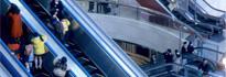 Escaleras mecánicas automáticas