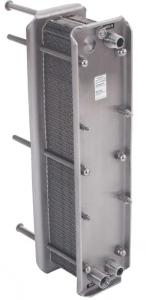 Cambiadores de calor de placas