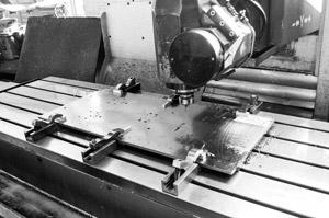 Perçage CNC