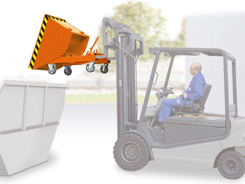 Roll-off Tippers