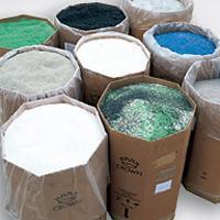 Kunststoffmahlgüter