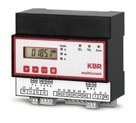 Přístroje kměření nákladů na energii