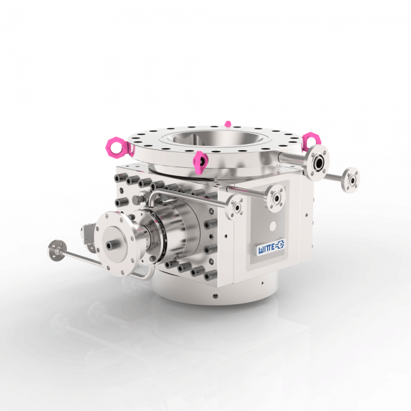 Polymer pumps / WITTE PUMPS & TECHNOLOGY GmbH