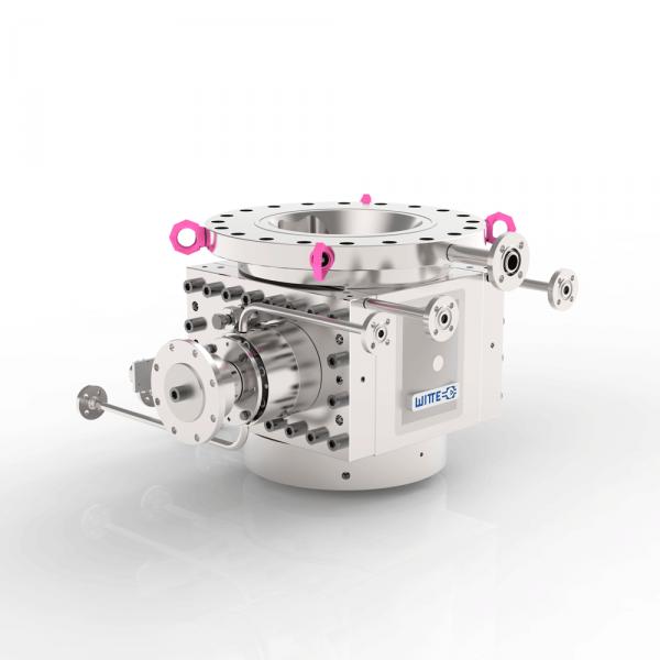 Bombas de alta presión / WITTE PUMPS & TECHNOLOGY GmbH