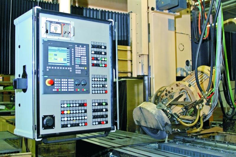 Antriebsmodernisierung / Allmendinger Elektromechanik KG