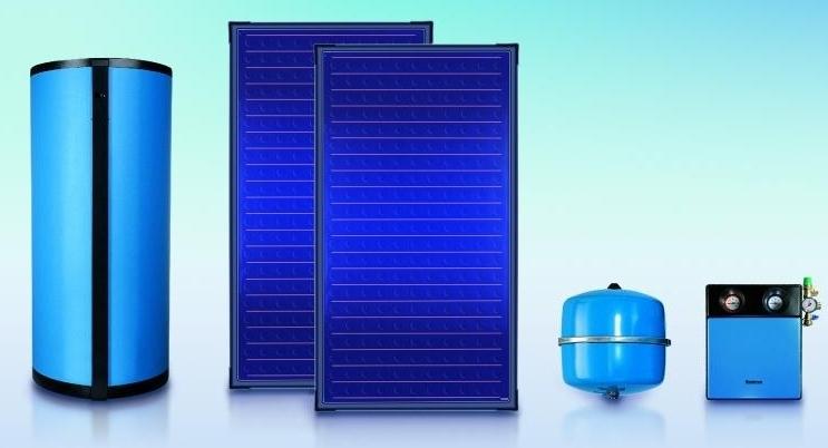 Solarwärmetechnik
