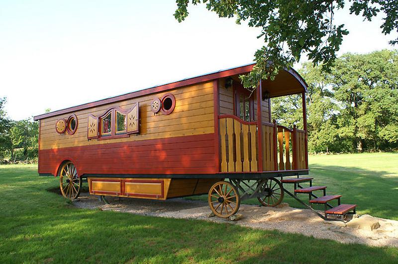 Casas para camping