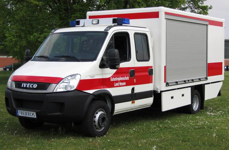 Ambulanzfahrzeuge / Carl Friederichs GmbH