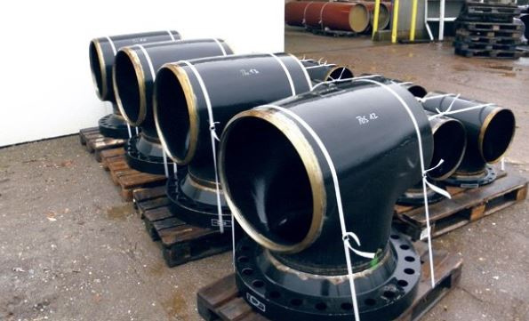 圧縮空気配管システム