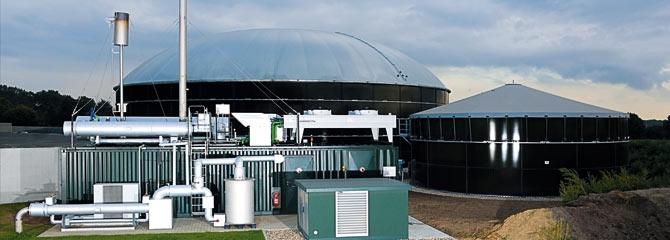 Impianto di produzione biogas