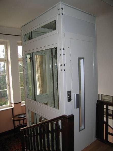 Accionamientos para ascensor