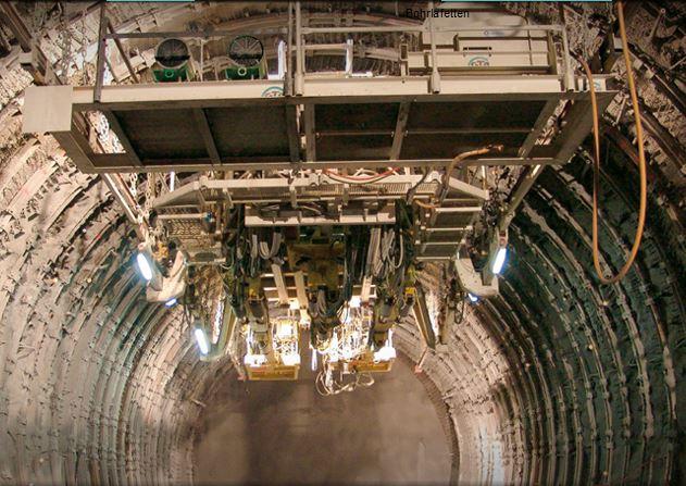 Stavba tunelů