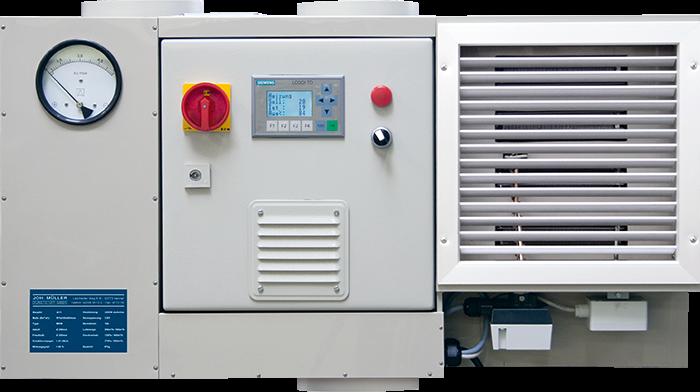 Récupération thermique / Joh. Müller Kunststoff GmbH