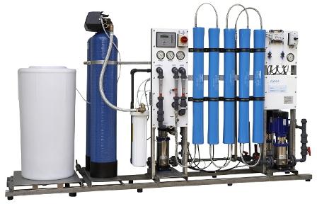 Entsalzungsanlagen / ASANA® WASSERAUFBEREITUNG GmbH