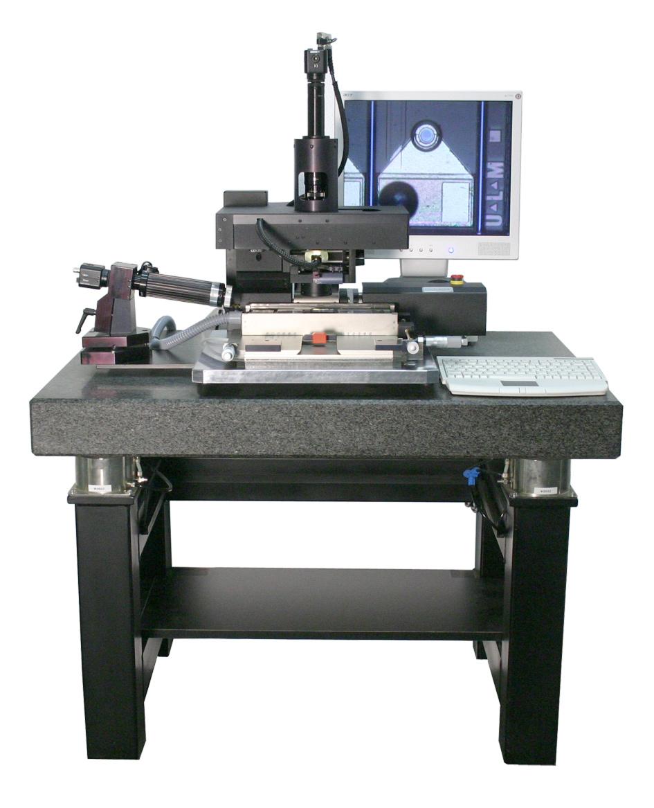 Urządzenia do montażu struktur półprzewodnikowych
