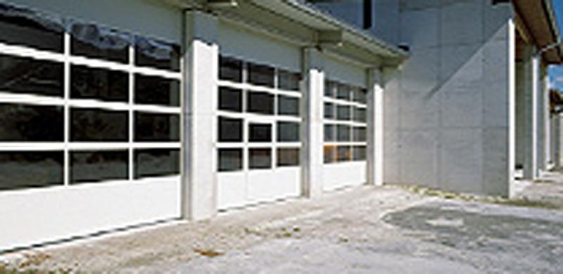 Portões seccionais