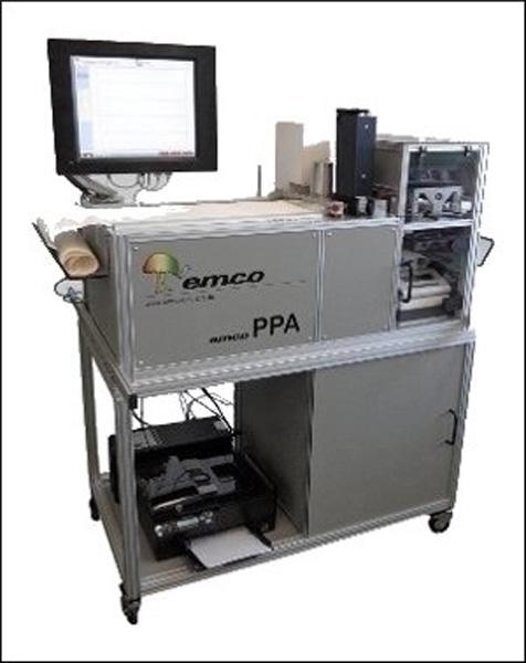 Technika zkoušení papíru