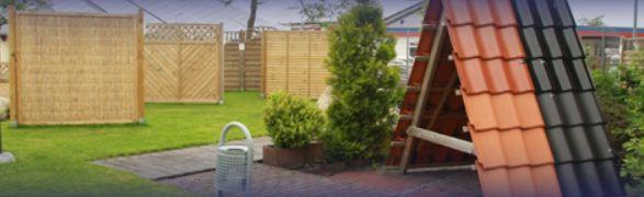 Zahradní stavby