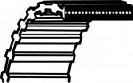 Piezas de respuesto de máquinas de cortar el cesped