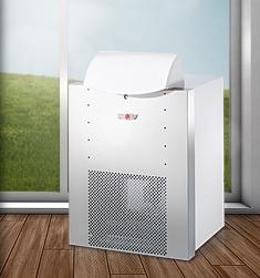 Sistema di riscaldamento a gas
