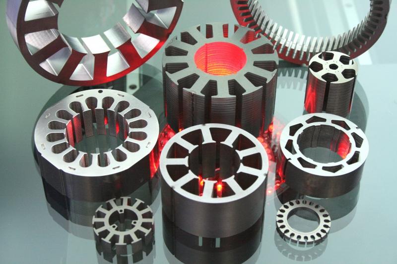 Листовая сталь для электродвигателей