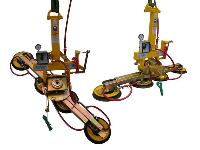 Vakuumhebe-Gehänge 7000-ADS für Produktion und Werkstatt