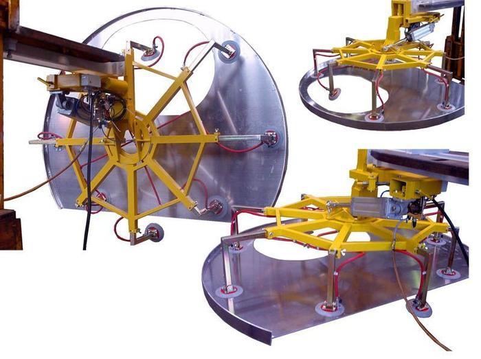 Vakuumhebe-Gerät 7025-SO21 für Produktion und Werkstatt