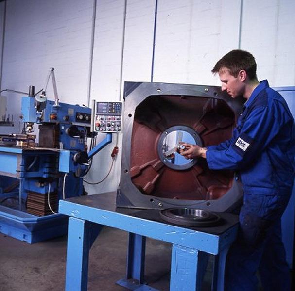 Motores hidráulicos / Anton Uhlenbrock GmbH