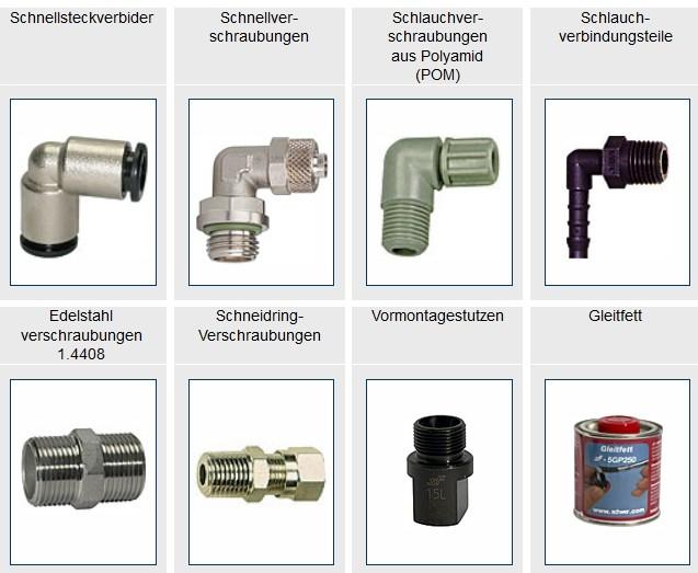 Połączenia gwintowe / Otto Annecke GmbH