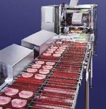 Máquinas para processamento de produtos alimentares
