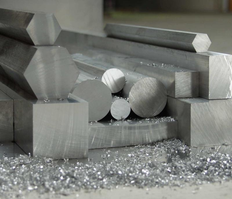 Prodotti in alluminio
