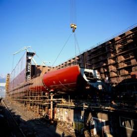 Budowa okrętów