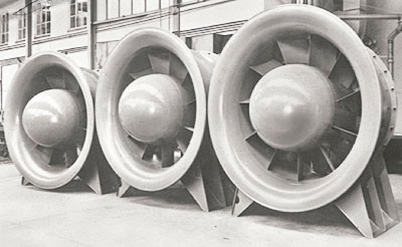 الأجهزة الكهربائية / Rußwurm Ventilatoren GmbH