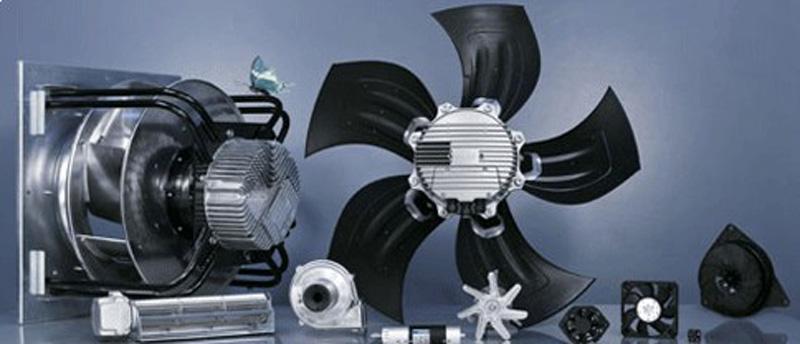 Výroba ventilátorů