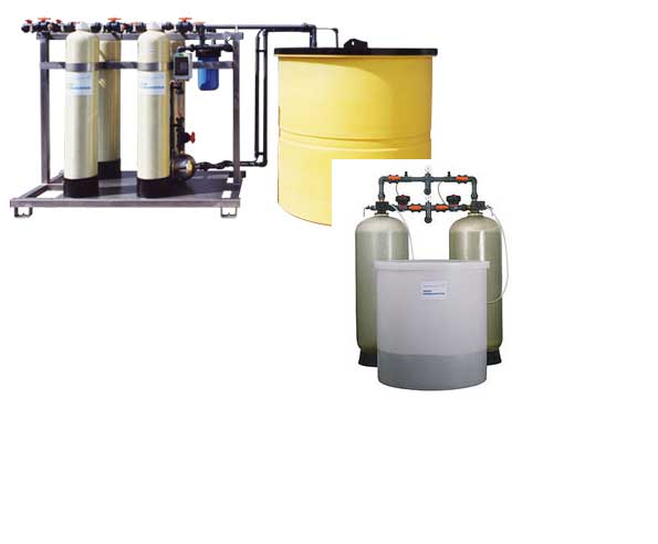 Su sertliğini giderme sistemleri