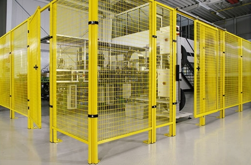 Installations de protection de machines