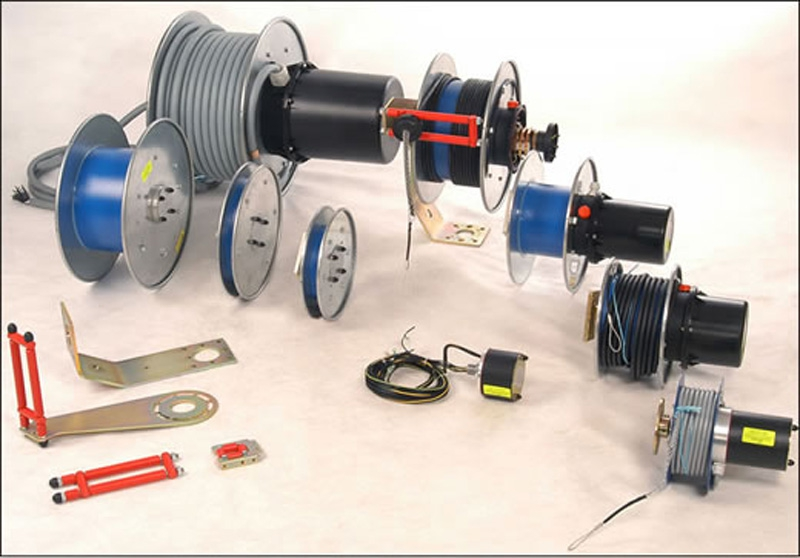 Spring Cable Reel