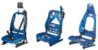 Araba koltukları / CRH UMFORMTECHNIK GmbH CO KG