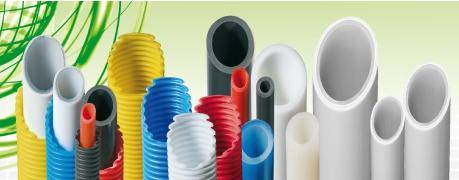 Tuyaux en matière plastique