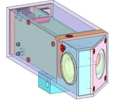 Stabilizace laseru